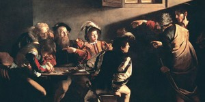 Michelangelo Merisi da Caravaggio, Vocazione di San Matteo