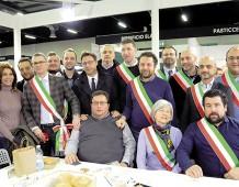 Alla fiera Gourmarte di Bergamo 15 produttori con lo stand del Distretto Agricolo della Bassa Bergamasca