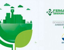 A Feralpi Siderurgica la dichiarazione ambientale Emas