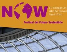 Sul Lago di Como il Now festival