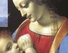 Dalla Russia a Milano: in mostra la Madonna Litta di Leonardo da Vinci