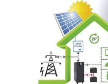Solarenet, energie positive