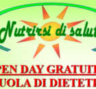 """Open day online """"Scuola di dietetica"""""""