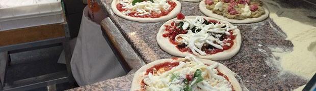 Al Galletto d'Oro una pizza napoletana d'autore