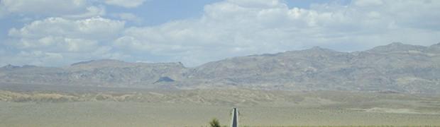 Alla scoperta della Death Valley