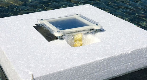 Acqua di mare: salata oggi, dolce domani