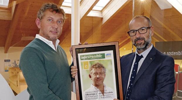 Alessandro Bertacchi e Marco Rossi
