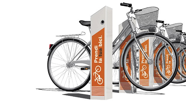 Brescia bike sharing