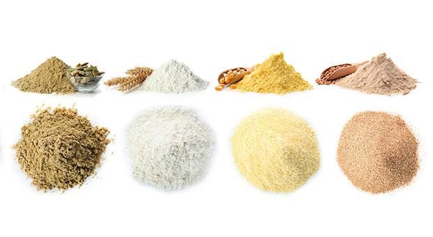Farine di frumento: quanti tipi?
